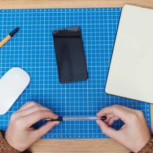 Desktop supplies